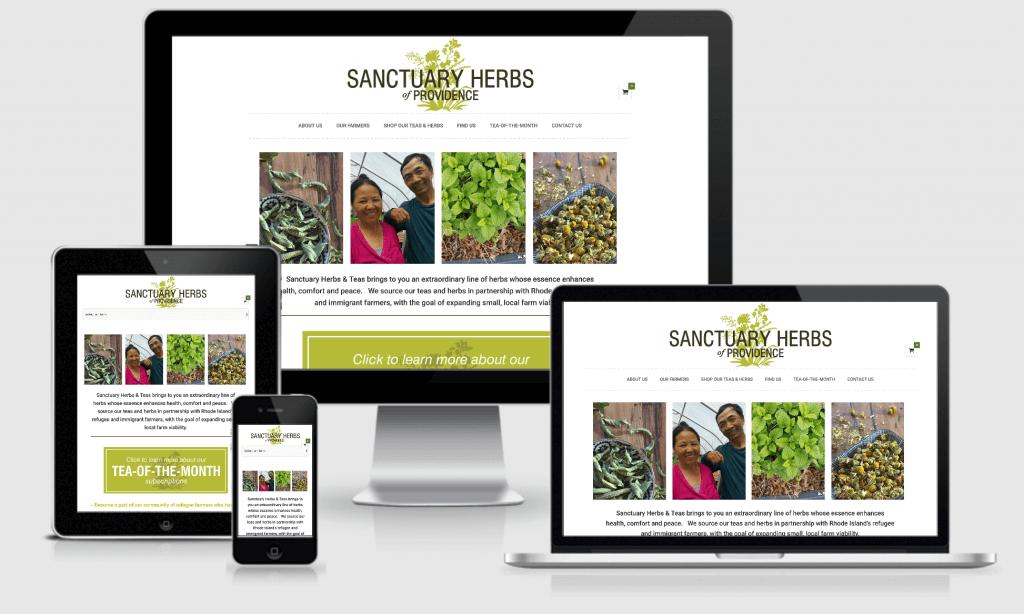 Sanctuary Herbs