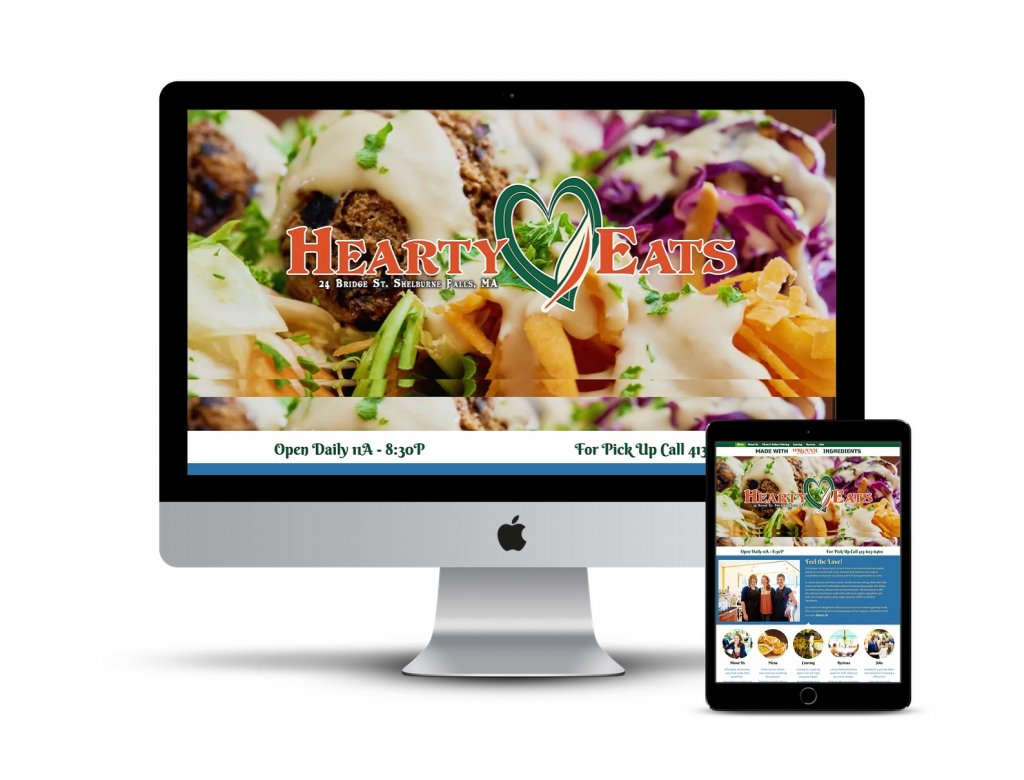 Hearty eats screenshot